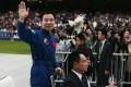 Shenzhou VII Astronauts Visit Hong Kong