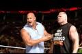 Brock Lesnar VS. Goldberg At