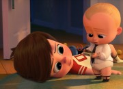 """Babies take over one's world. The first trailer for Dreamwork's """"The Boss Baby"""" shows how the newest family member with Alec Baldwin's voice try to dominate his family's world while trying to save the world."""