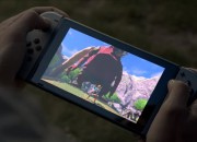 Nintendo NX has arrived, but the trailer reveals that it is actually called Switch. Let's take the first look at the hybrid console.