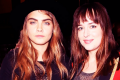 'Fifty Shades Darker' Star Dakota Johnson and Cara Delevingne Dating? Pair 'Inseparable' And 'Really Happy' Together?