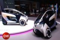 Toyota i-ROAD Demonstration
