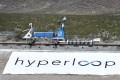 Hyperloop Test Run