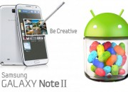 Samsung has apparently started testing the Android 4.3 Jelly Bean update for the Galaxy Note 2 phablet.