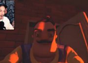 Most subscribed YouTuber PewDiePie plays 'Hello Neighbor' and the product is hilarious.