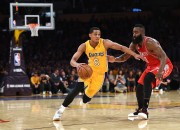 The Future Is Here: Lakers Defeat Harden And The Rockets; 'The Black Mamba' Kobe Bryant Mentors LA Lakers Young Guns