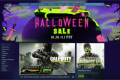 STEAM HALLOWEEN SALE 2016! IT'S HERE!