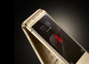 Samsung's W2017 is a high-end flip phone that will be launched in Asia. It is a dual-sim model phone  with dual Full-HD display, powered by a quad-core Snapdragon 820 and coupled with 4GB of RAM.