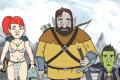 'Rick And Morty' Creator Dan Harmon Talks About 'HarmonQuest'; Hybrid Series Renewed For Season 2