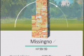 If Missingno (#000) was in Pokémon GO!