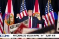 Auto Market Update: Trump Victory Puts Uncertainty In Automakers