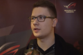 ROG MASTERS | Puppey talks about playing for the first time with KheZu in Kuala Lumpur| ROG