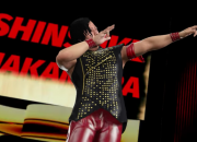 WWE 2K17 has now been updated with the NXT Enhancement Pack that brings Shinsuke Nakamura and other NXT superstars.