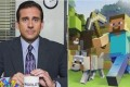 MineCraft Movie To Star Steve Carell