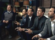 We all love some Mario Kart 8. The Tonight Show host Jimmy Fallon takes on the best NASCAR drivers for a game of Mario Kart. See who won.