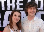 'American Horror Story' Stars Emma Roberts and Evan Peters may have just confirmed they're dating again in social media.
