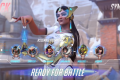 SYMMETRA REDESIGN ( FINALLY ) - Overwatch Update PTR Gameplay