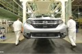 Honda News And Update: US Based Plant Leads 2017 CR-V Production For The First Time