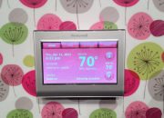 Honeywell announces its new Wi-Fi Smart Thermostat this week, with customizable touchscreen interface and smartphone app alerts and control.