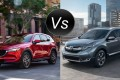 Battle Of The Crossovers: 2017 Honda CR-V vs Mazda CX-5