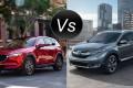 Battle Of The Crossovers: 2017 Honda CR-V vs Mazda CX-5
