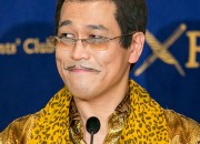 Popular Japanese icon, Pikotaro has just revealed how much he earns from his viral song,