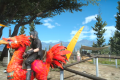 Final Fantasy XV Guide: How To Change Your Chocobo's Color