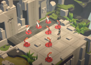 Lara Croft Go has been rumored to be added in the PS4 and Vita, as fans saw an evidence where Lara Croft GO's trophies can be seen on PS4 and Vita.