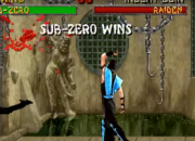 Check out how a single bloody uppercut has started the Mortal Kombat series. Who would've known that a single punch can change lives?