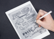 The ReMarkable is a new tablet that's been announced with a digital paper display that aims to give note takers and fans of writing on with the feel of paper, and the convenience of a tablet.