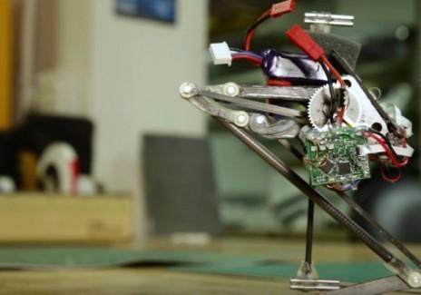 Meet Salto: Most Vertically Agile Robot Ever
