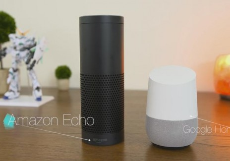 Amazon Echo vs. Google Home: Which Smartspeaker To Welcome In This Holiday Season