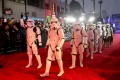 The World Premiere Of 'Rogue One: A Star Wars Story'