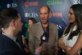 Fall Previews - CBS Press Tour Red Carpet: Daniela Ruah & Miguel Ferrer