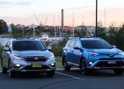 The rivalry continues between Toyota RAV4 and Honda CR-V, which one will emerge the winner this time?