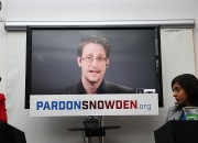 Edward Snowden sat down for a live streamed interview with Twitter CEO Jack Dorsey and discussed things mostly connected to technology.