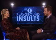 Jennifer Lawrence, Chris Pratt Insulted Each Other In A Sexy Way