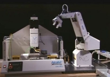 Robotic Arm Now Controlled By The Mind