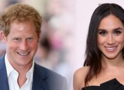 Prince Harry and his girlfriend,