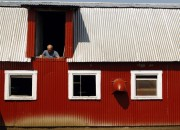 The tradition of painting barns red can be traced back to a copper mine in the city Falun, located in Sweden.
