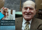 Dr Henry Heimlich is famous for his unorthodox medical ideas.