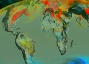 NASA's 3D visualization will help scientists answer climate questions.