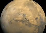 Mars have features unique to it. One of them are troughs on Mars, which might grow to become spiders later.