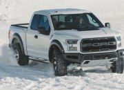 The 2017 Ford F-150 shows why it is the best by conquering the snow.