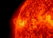 Scientists have observed X-class solar flares and coronal mass ejections (CME) the past week. Should mankind be worried when these fireworks occur?