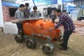 Prototype Aeroplane To Probe The Planet Mars Appears In Shanghai