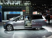 Honda Motors announced that they would be recalling more than 600 thousand of their minivans due to defective second row seats. The second row seats could unexpectedly move in the case of a collision.