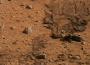 Considering the number of UFO sightings recorded over the last year, is Mars really the home of these unidentified objects? What the truth behind claims that a 'hairy spider monkey' and a 'slimy slug' has been spotted lurking on Mars' surface? Here are the details
