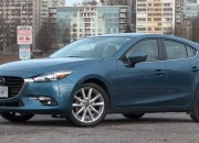The Mazda 3 2017 and the changes in the new model.