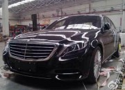 The 2014 Mercedes-Benz S-Class is reportedly slated for a September release date, with the S550 model likely launching first.